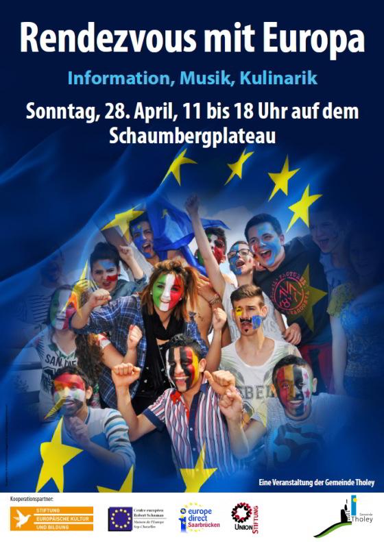 Rendezvous mit Europa – Information, Musik, Kulinarik