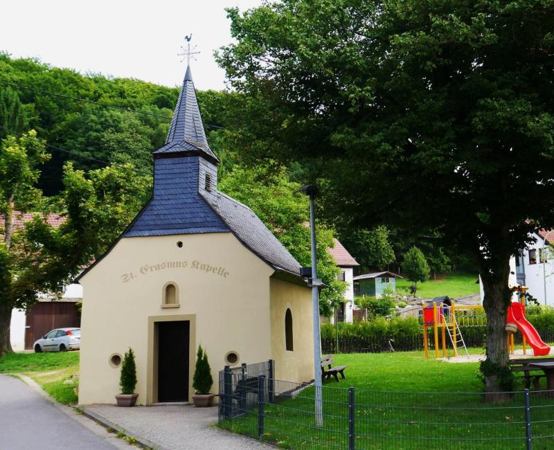 """Eröffnung der """"Drei-Kapellen-Runde"""""""