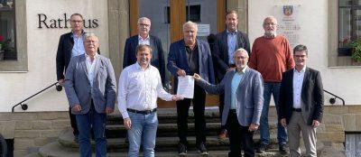 Das saarländische Innenministerium unterstützt die interkommunale Zusammenarbeit im Kreis St. Wendel finanziell.